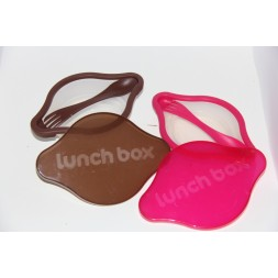 Lunch box retractable avec fourchette